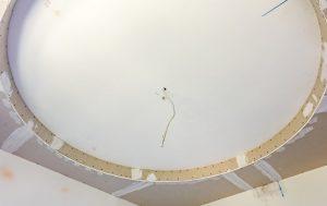 instalacion pladur techo
