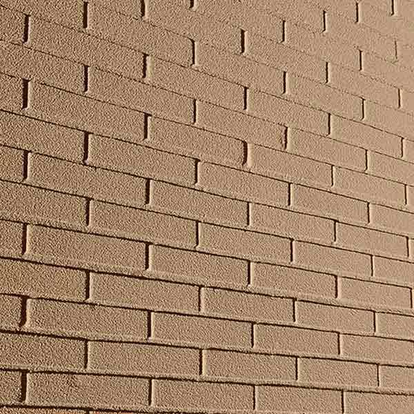 corcho proyectado fachadas